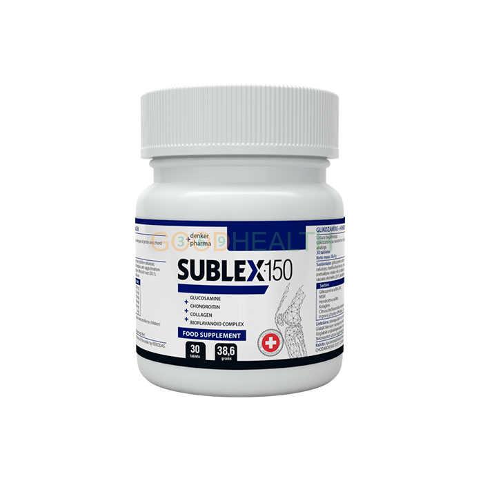 Sublex 150 - preparación para las articulaciones en España