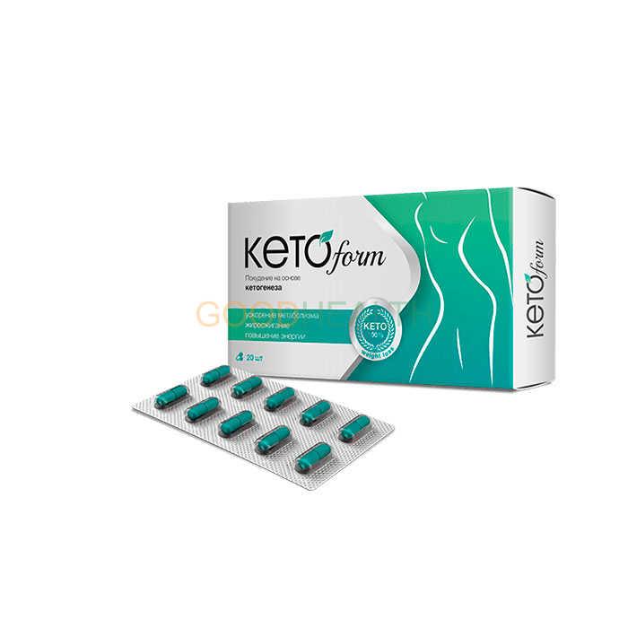KetoForm - remedio para adelgazar en España