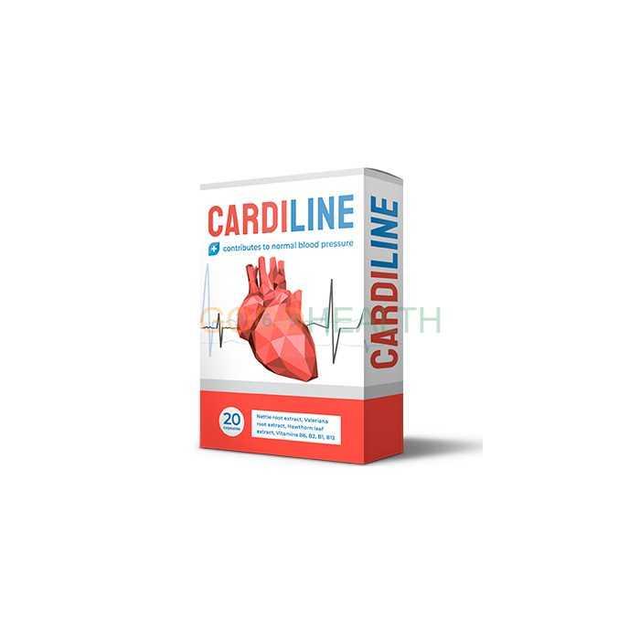 Cardiline - producto estabilizador de presión en zaragoza